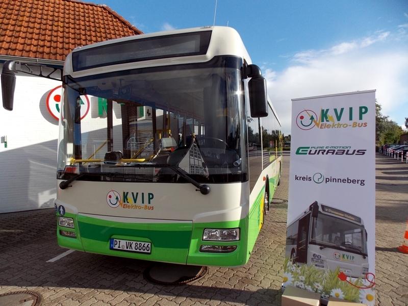 Bus Pinneberg